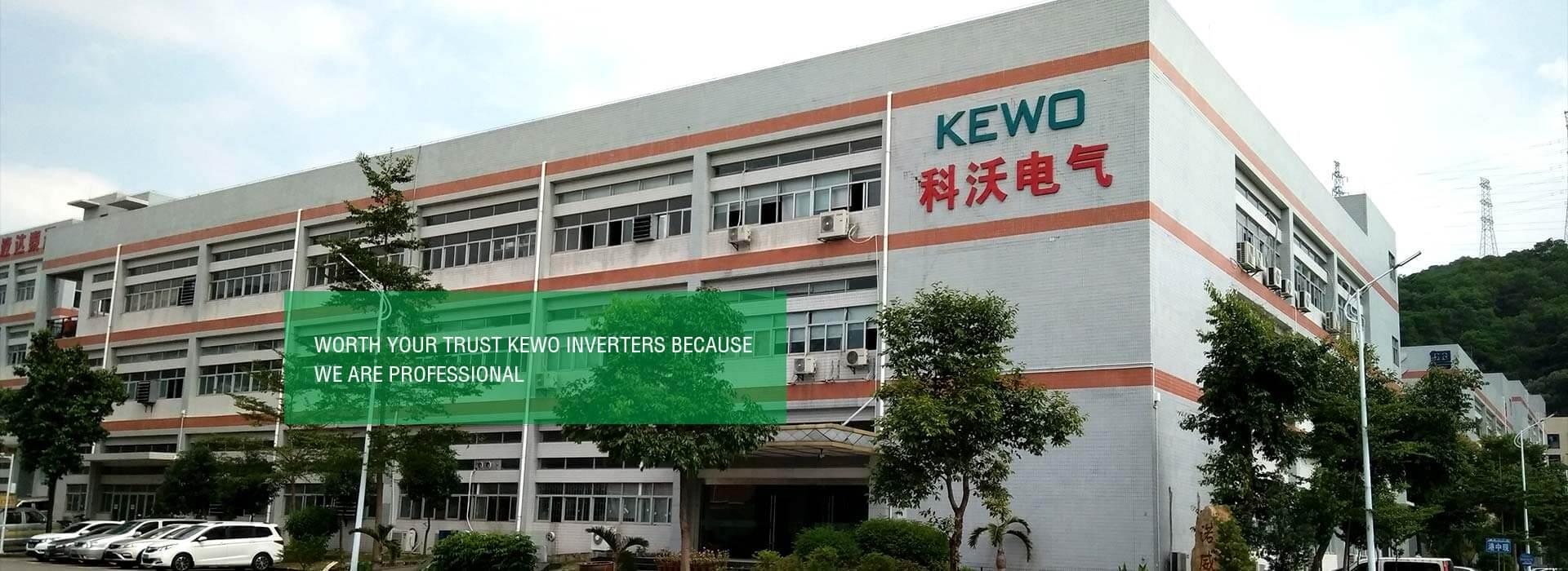 Shenzhen Kewo Electric Technology Co., Ltd