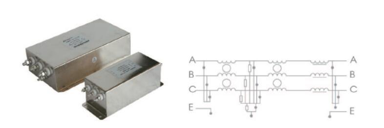 Input filter (RFI)