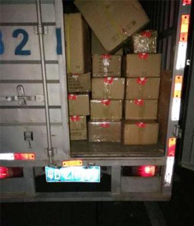 Shipment news