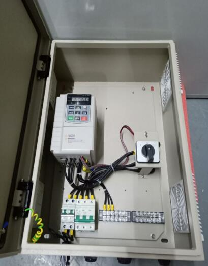 Solar pump inverter cabinet IP54