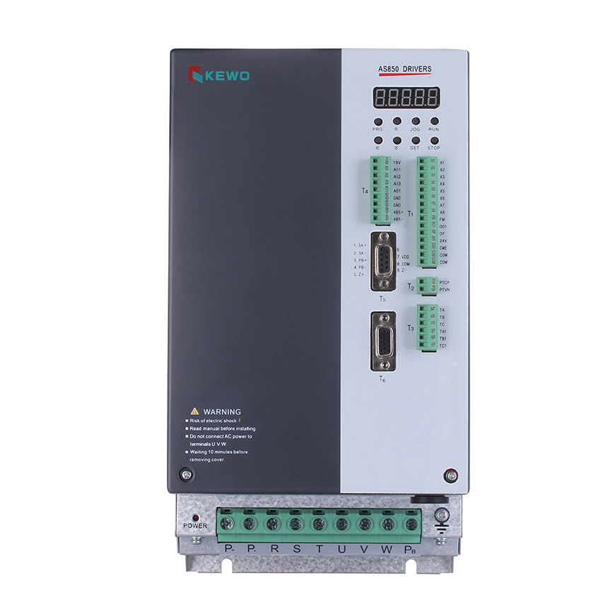 AS850-Z Hybrid Servo Drive For PMSM Of Injection Molding Machine