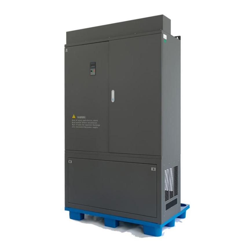 Medium-voltage 3 level VFD