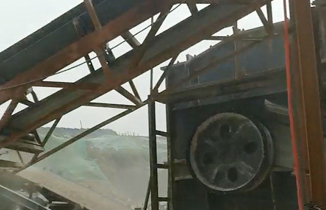 VFD Use in Stone Crusher