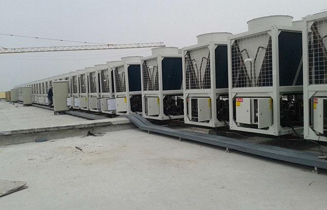 VFD in HVAC System