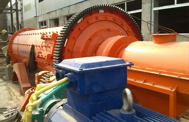 VFD for Ball Mill Machine
