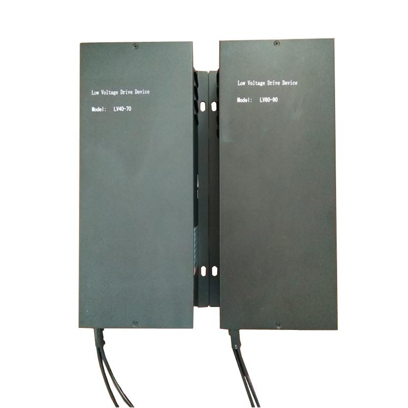 DC voltage booster for 380v pumps